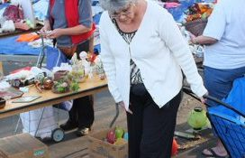 Shrewsbury Market Yard Sale