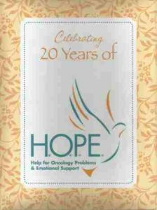 Celebrating 20 Years of HOPE Cookbook