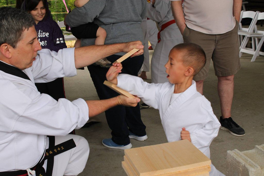 Ryu Pa Karate Break-a-thon