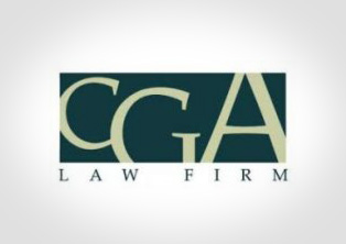 CGA Law Firm Logo