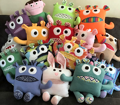 Chomper Buddies on Etsy