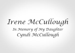 Irene McCullough