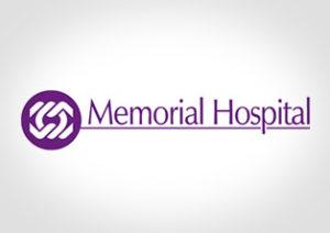 Memorial Hospital Logo