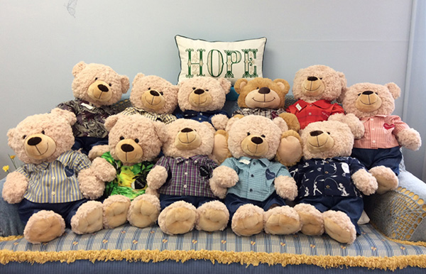 Family Teddy Bears Program