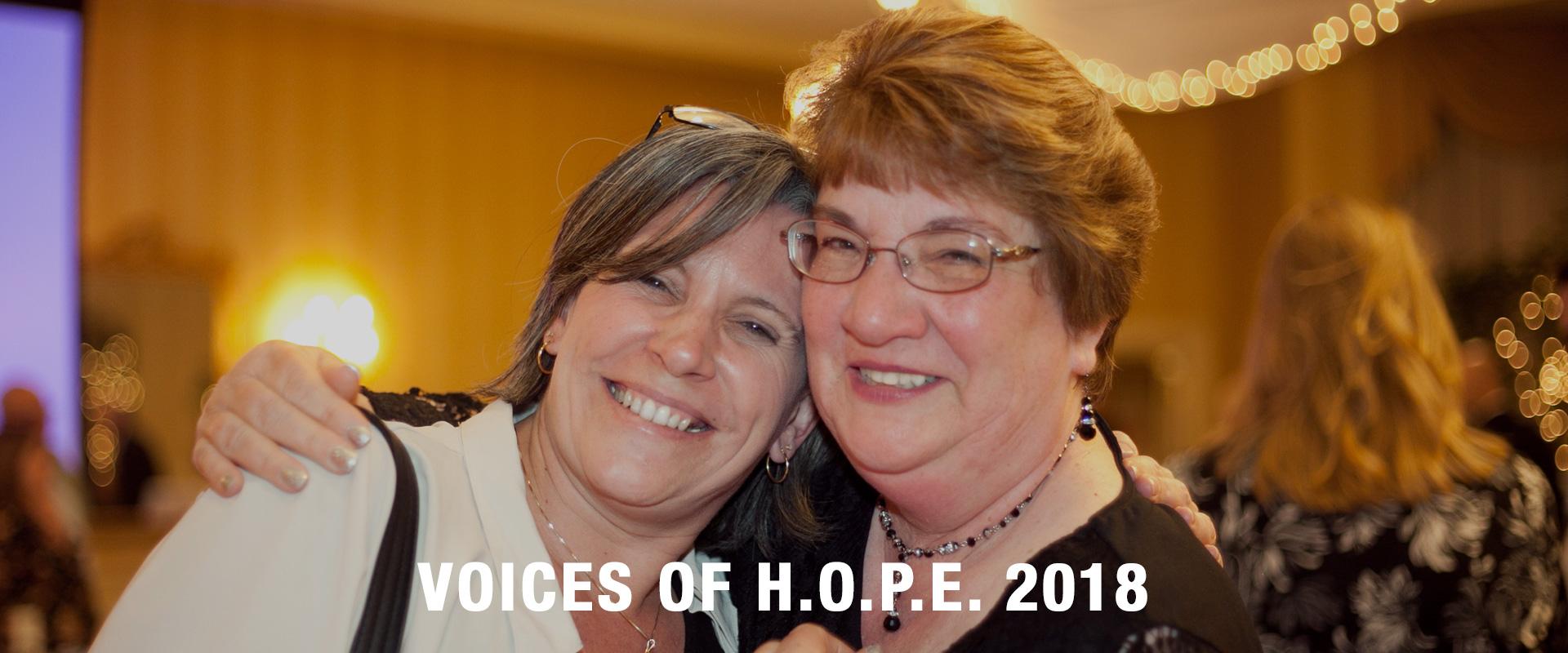 Voices of H.O.P.E. 2018 - 1