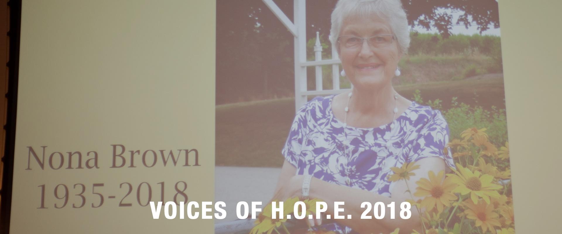 Voices of H.O.P.E. 2018 - 16
