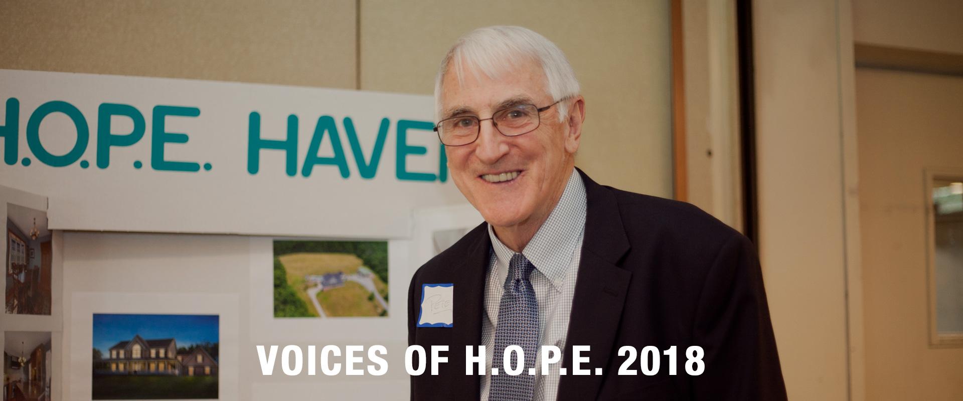 Voices of H.O.P.E. 2018 - 2