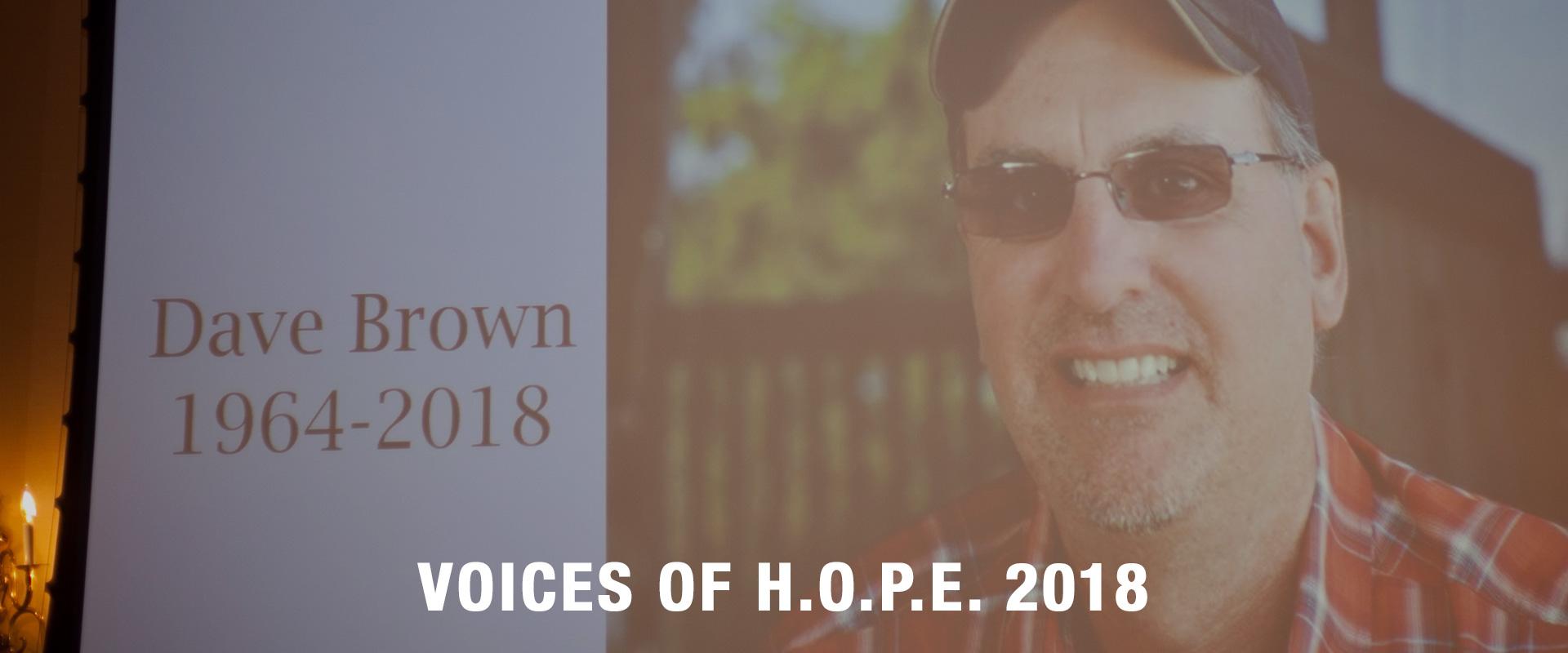 Voices of H.O.P.E. 2018 - 20