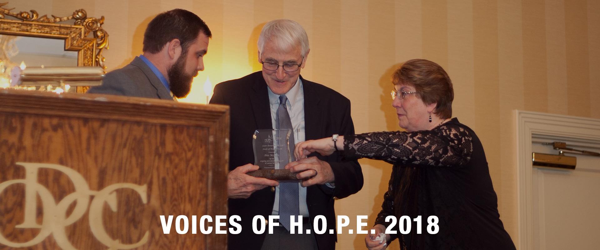 Voices of H.O.P.E. 2018 - 21