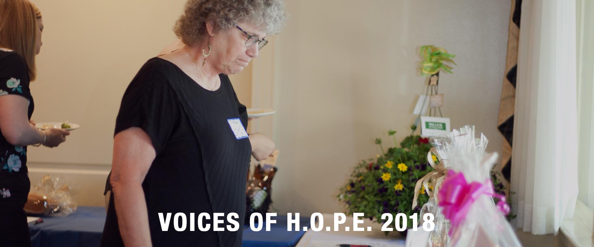 Voices of H.O.P.E. 2018 - 22