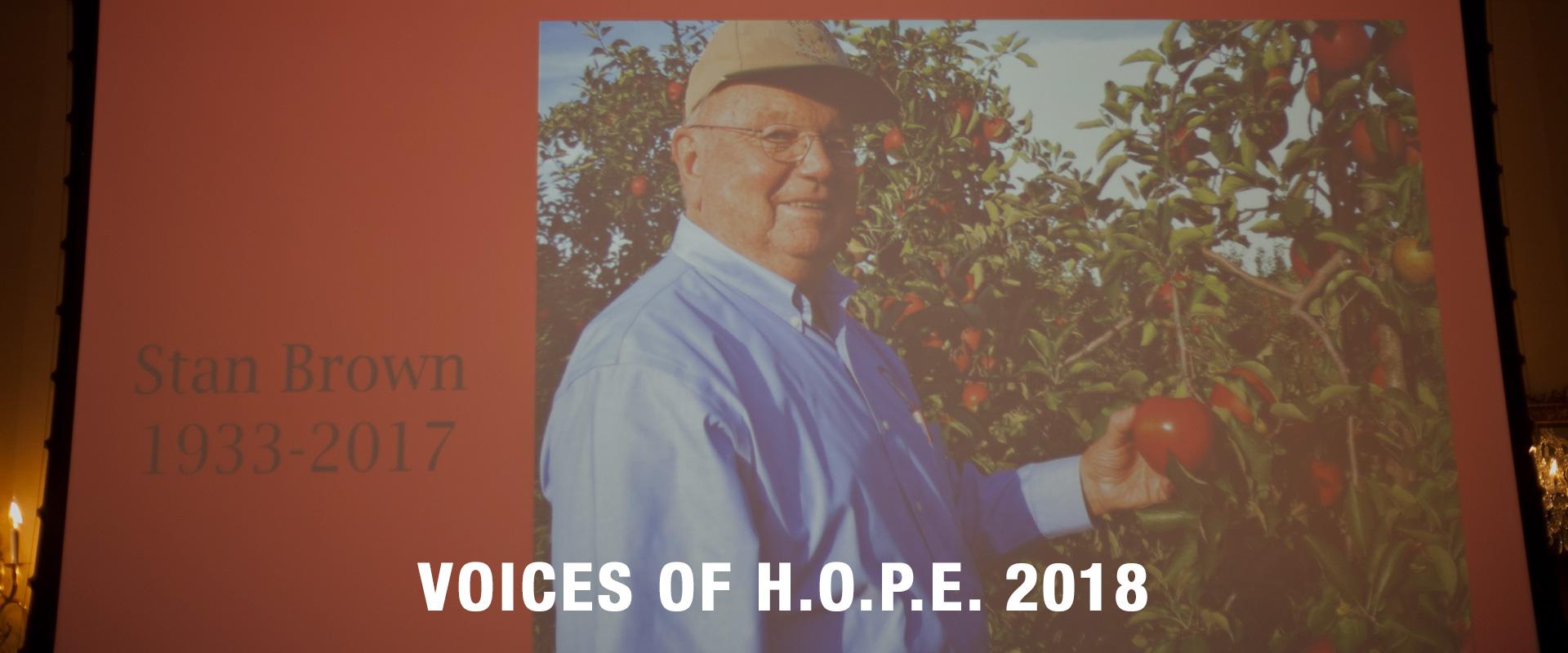 Voices of H.O.P.E. 2018 - 5