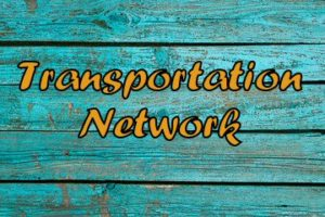 transportation network