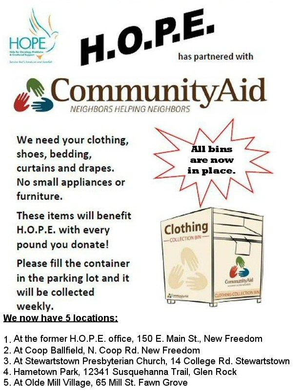 Community Aid Partnership